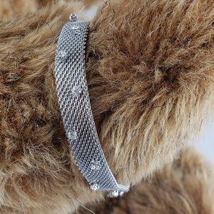 Givenchy Silver Bracelet